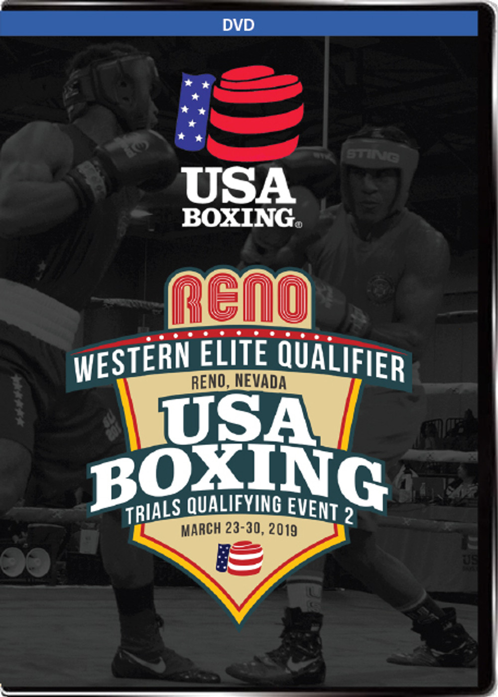 2019 USA Boxing Western Elite Qualifier & Regional Open Championships