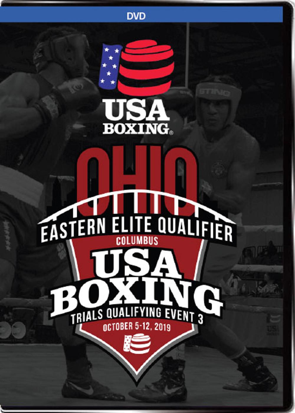 2019 USA Boxing Eastern Elite Qualifier & Regional Open Championships