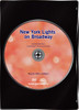 New York Lights on Broadway Disc