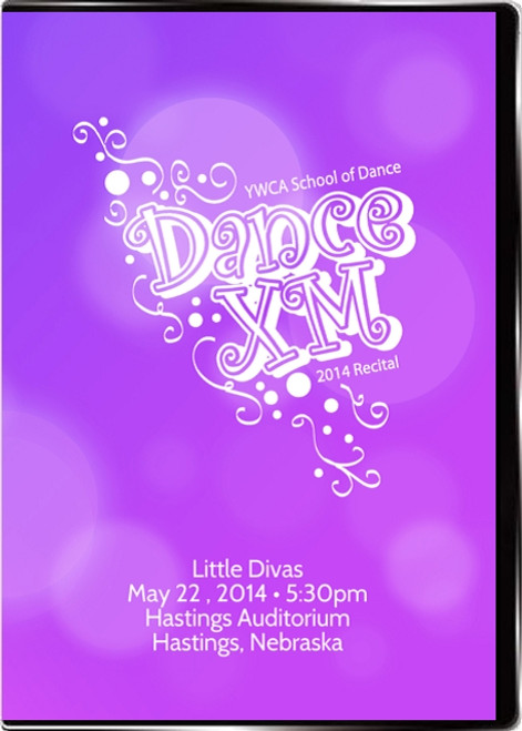 Little Divas Show Case Cover