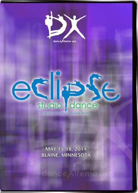 DX ECLIPSE Studio Dance Competition 2014 Build-a-disc