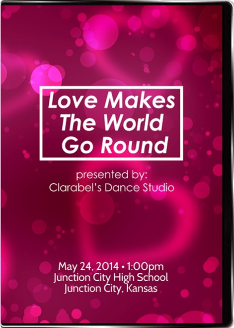Clarabel's Dance Studio Recital 2014