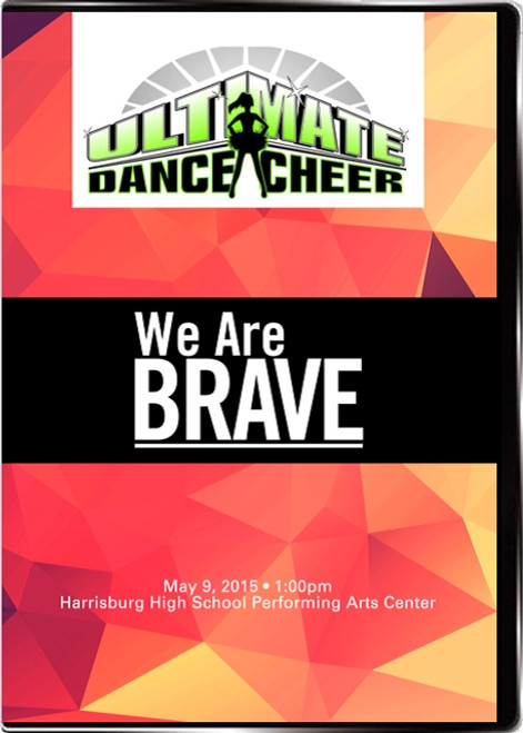 Ultimate Dance and Cheer Recital 2015