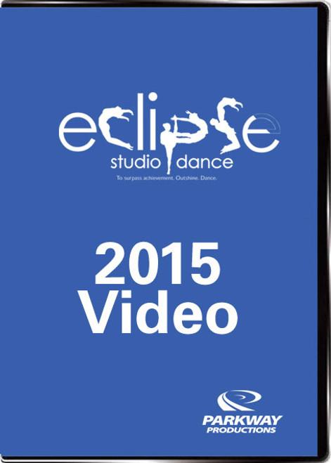 DX ECLIPSE Studio Dance Competition 2015 Build-a-disc