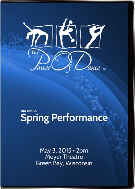 Power of Dance Recital 2015