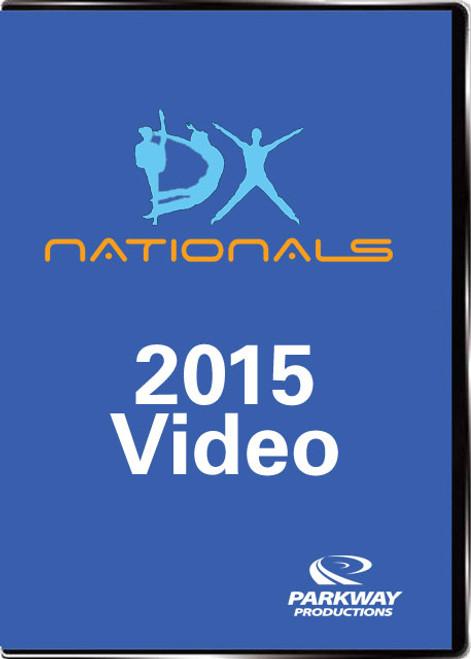 DX Nationals Studio Dance Competition 2015 Build-a-disc