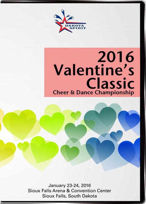 Valentine's Classic DVD