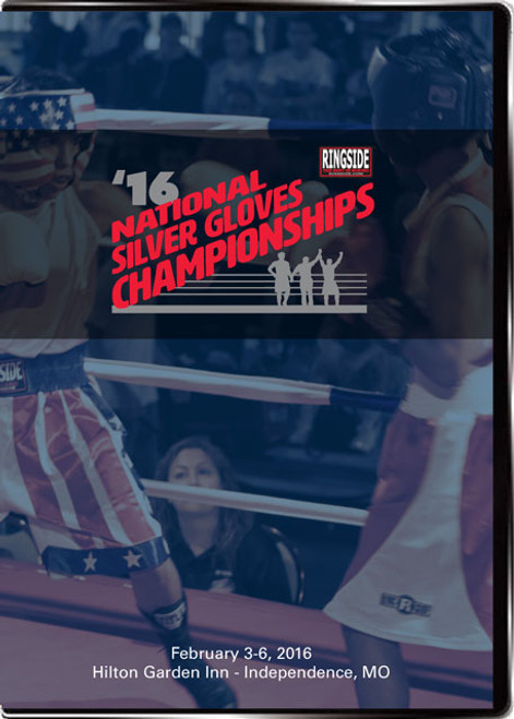 National Silver Gloves Championships 2016
