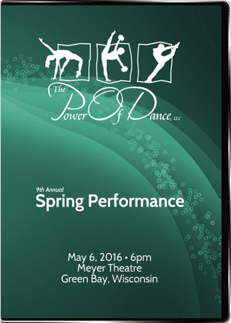 Power of Dance Recital 2016