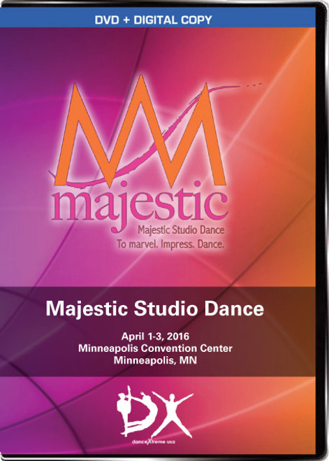 DX MAJESTIC Studio Dance Competition 2016 Build-a-disc