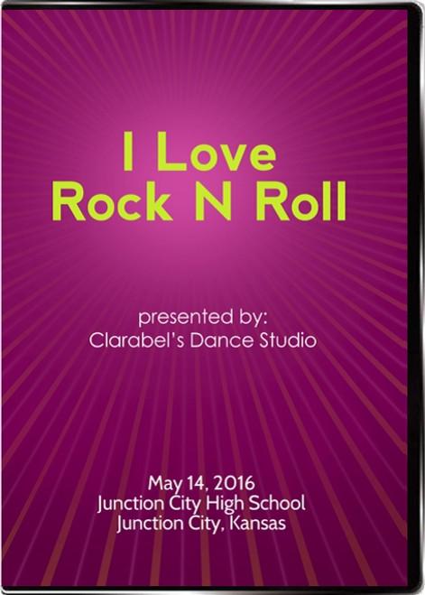 Clarabel's Dance Studio Recital 2016