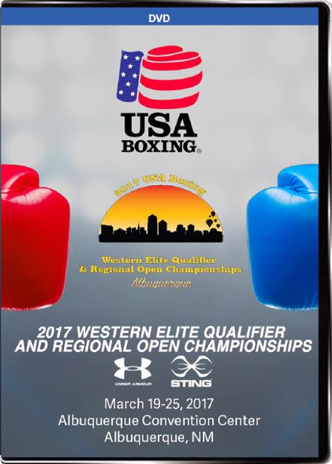USA Boxing Tournament Video