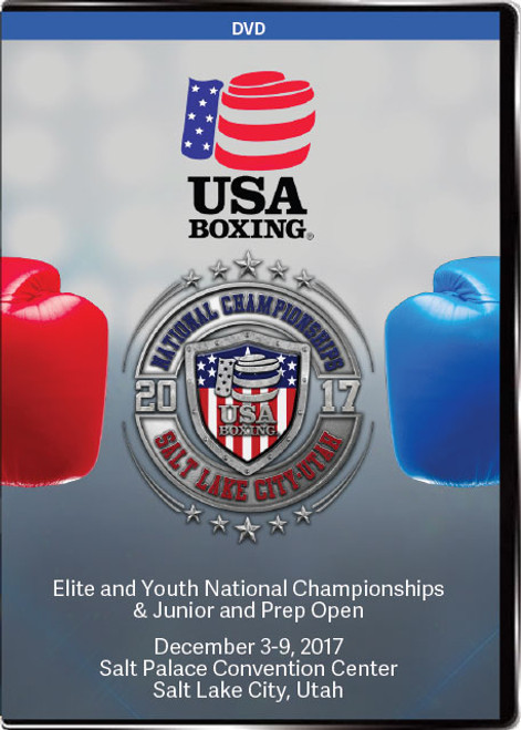 USA Boxing National Championships DVD