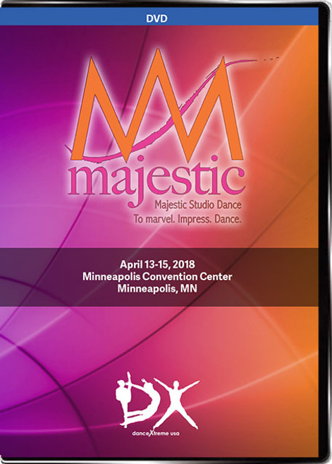 DX Majestic Studio Dance 2018