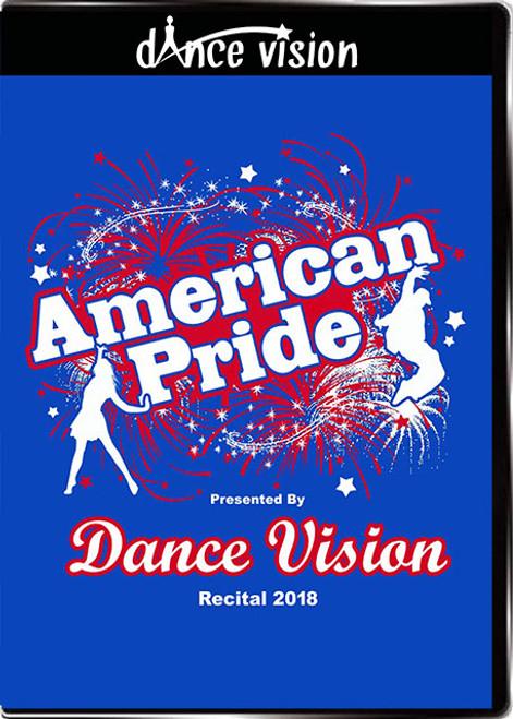 Dance Vision Recital 2018 - Main Show