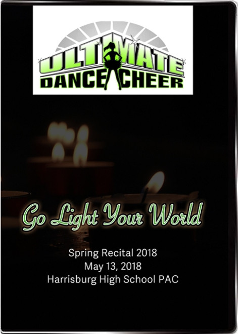 Ultimate Dance Cheer recital dvd video