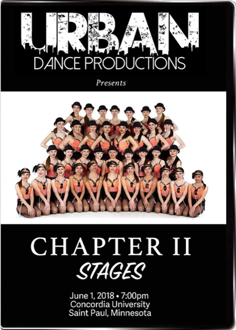 Urban Dance Productions 2018