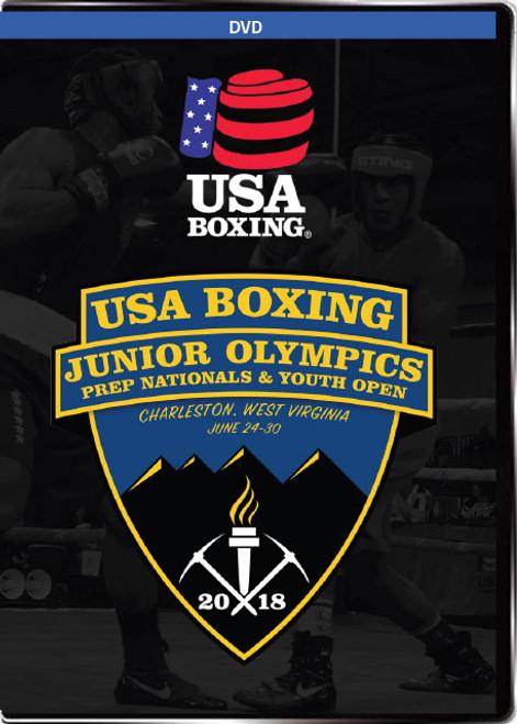 USA Boxing Junior Olympics Video