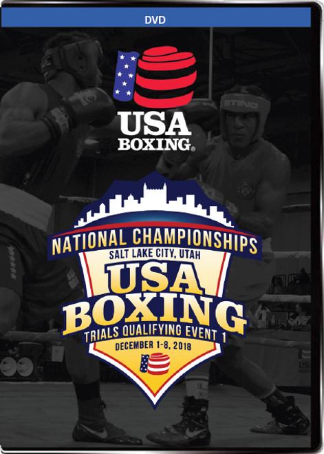 USA Boxing National Championship Video