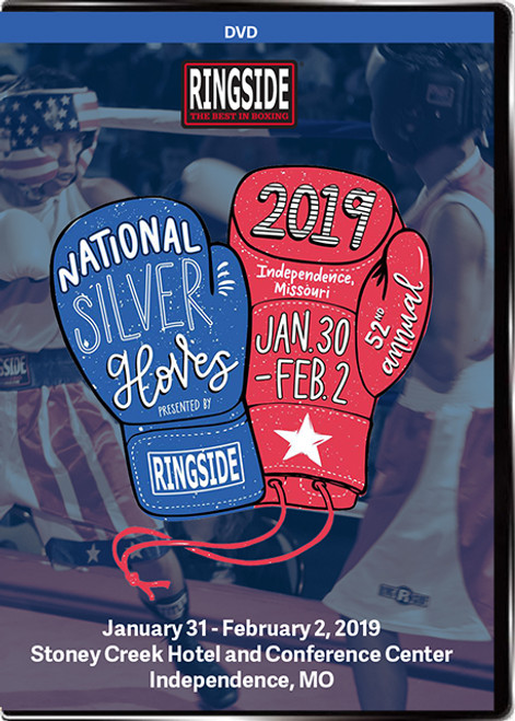 National Silver Gloves Championships 2019 Video