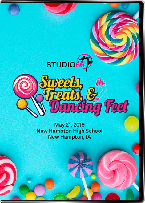 Studio66 Recital 2019