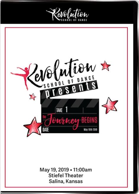 Revolution School of Dance Recital 2019