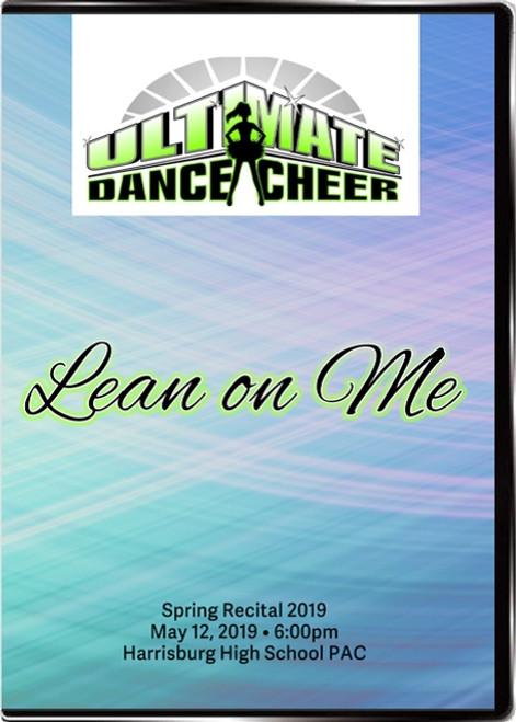 Ultimate Dance and Cheer Recital 2019
