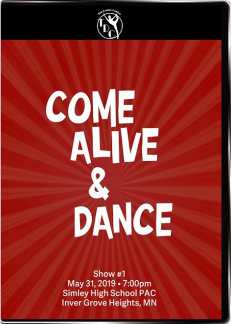The Dance Center Recital Video