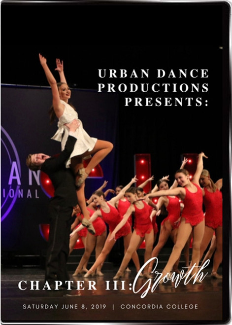 Urban Dance Productions Recital 2019