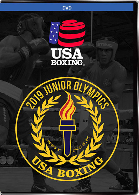 USA Boxing Junior Olympics DVD