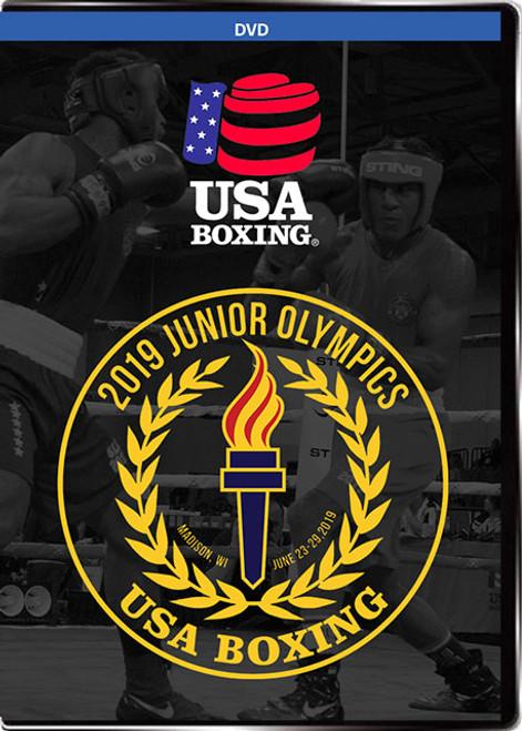 USA Boxing Junior Olympics DVD