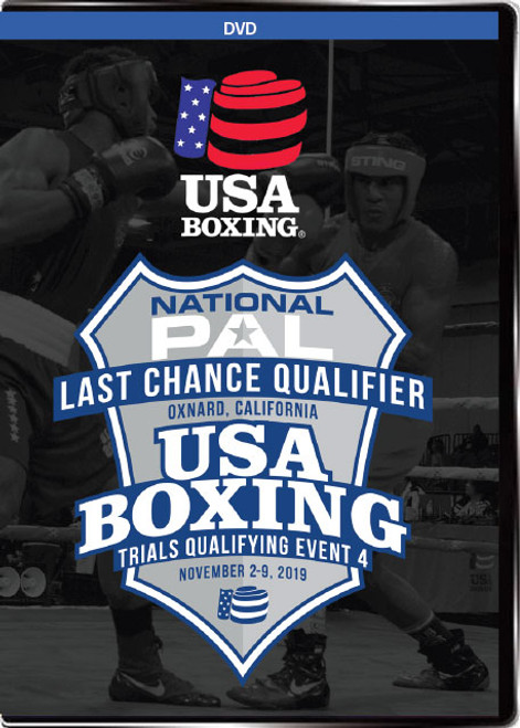 2019 USA Boxing Last Chance Qualifier & National PAL Championships