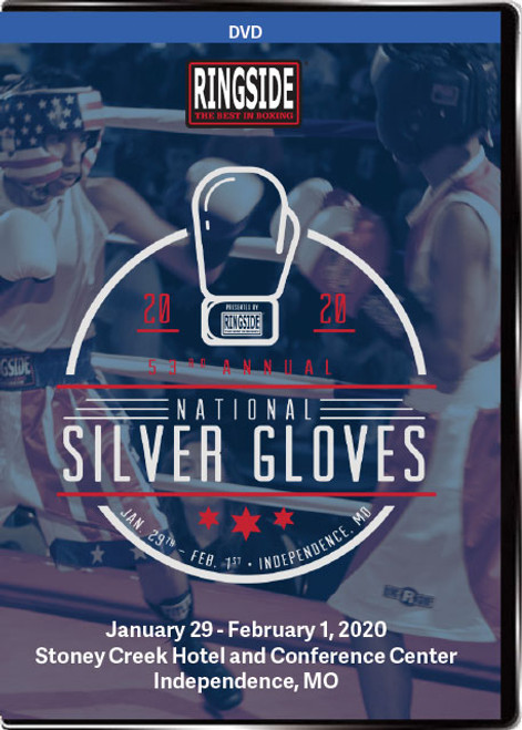 National Silver Gloves 2020 Video
