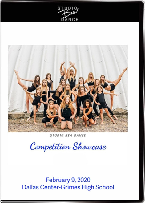 Studio Bea Dance Competition Showcase 2020