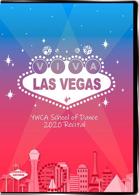 YWCA School of Dance Recital 2020