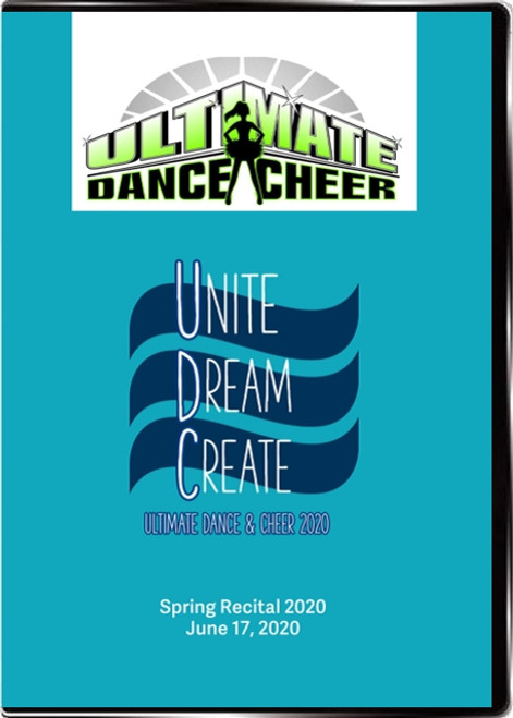 Ultimate Dance and Cheer Recital 2020