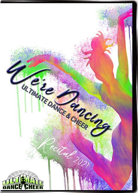 Ultimate Dance and Cheer Recital 2021