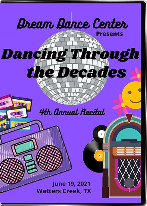 Dream Dance Center Recital 2021