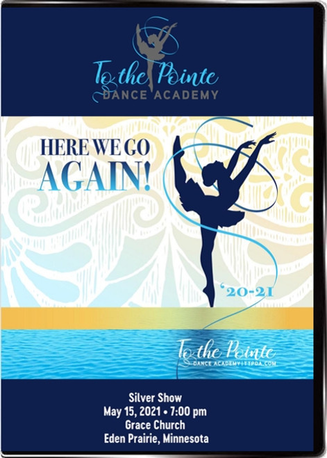 To The Pointe! Dance Academy Recital DVD Cover