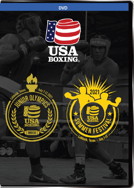2021 USA Boxing Junior Olympics