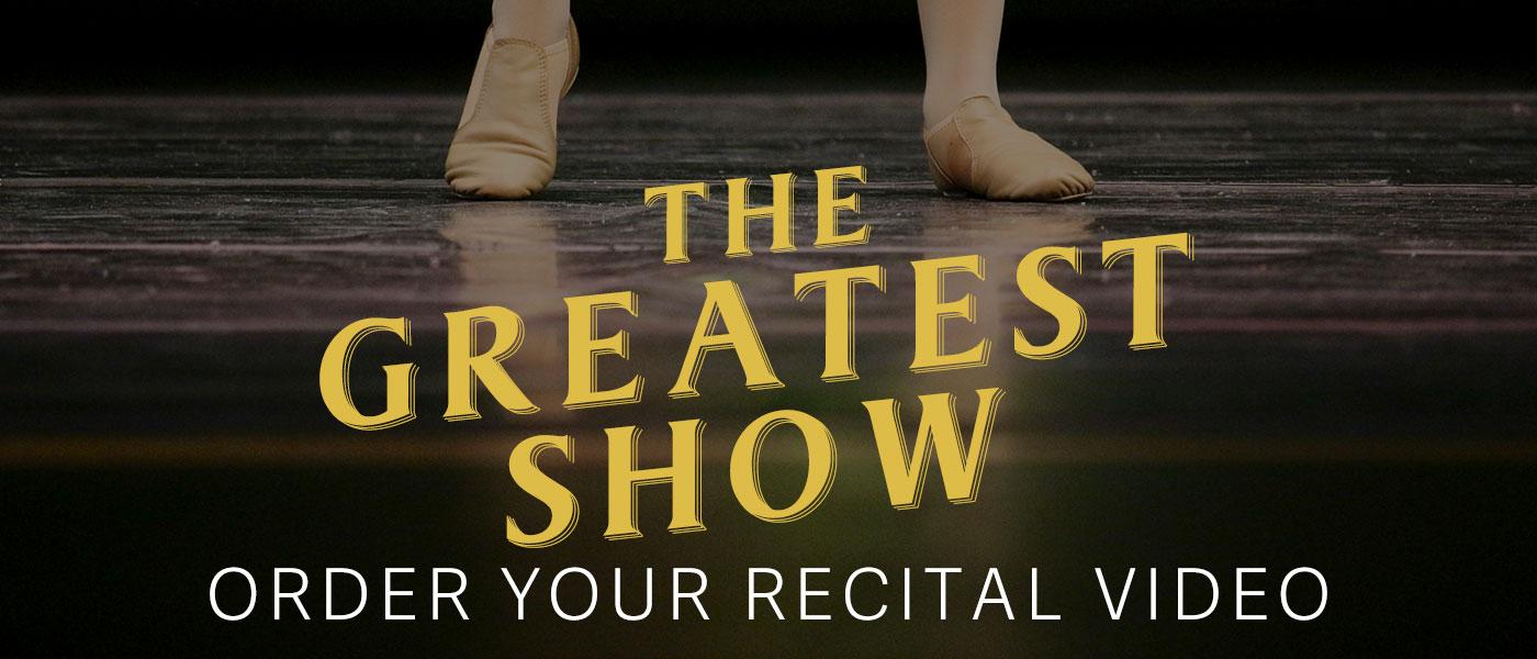 Order Recital Videos