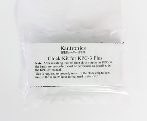 Clock Kit - KPC-3 Plus