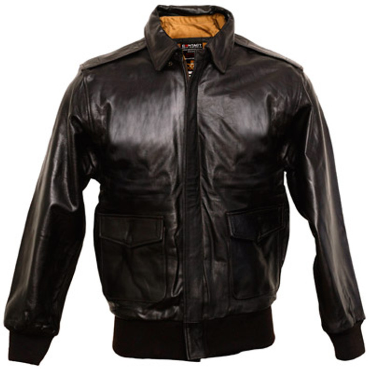 Air Force A2 Leather Flight Jacket