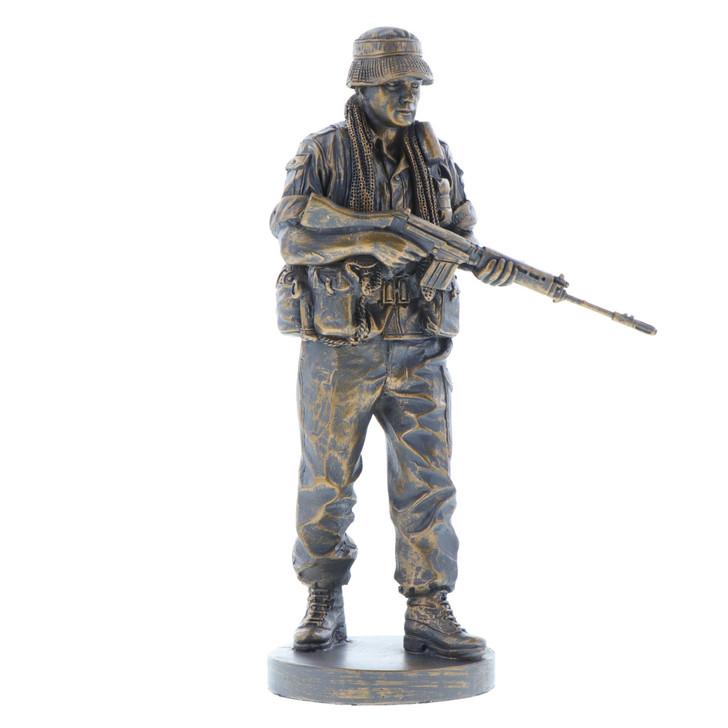 Vietnam Digger Miniature Figurine