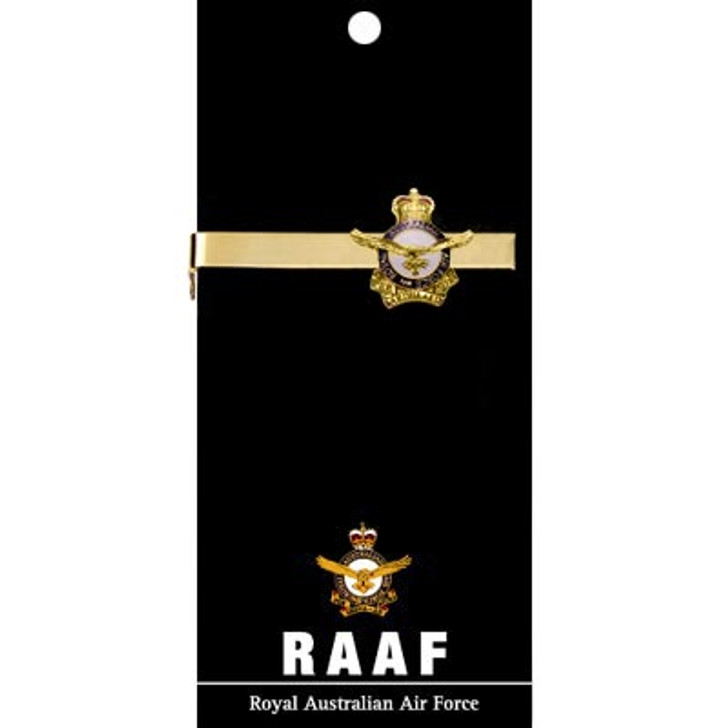 Air Force Tie Bar On Card