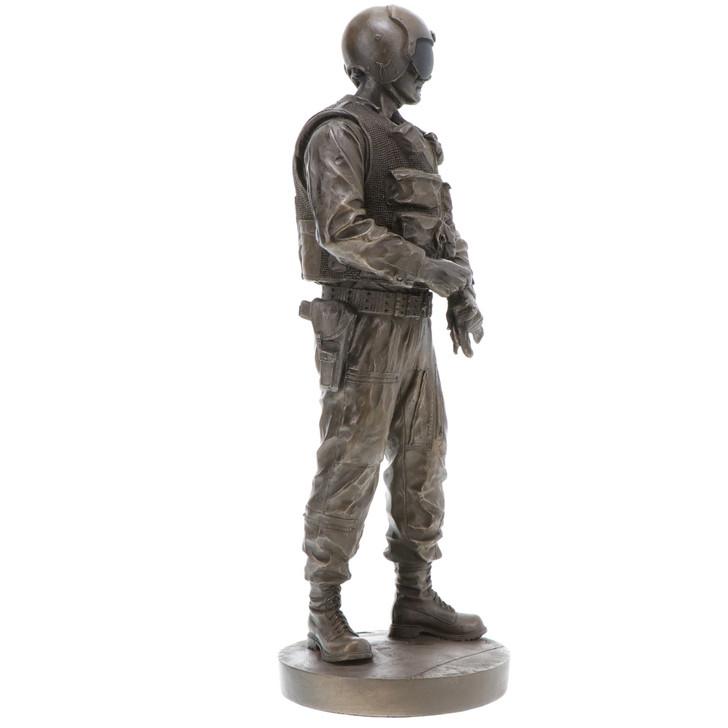 Naked Army Jonesy - RAAF Crewman Vietnam Figurine