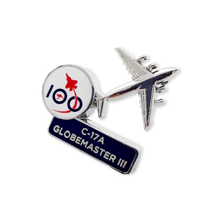 Air Force 100 C-17A Globemaster III Pin
