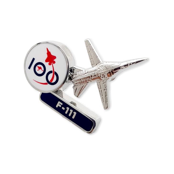 Air Force 100 F-111 Pin