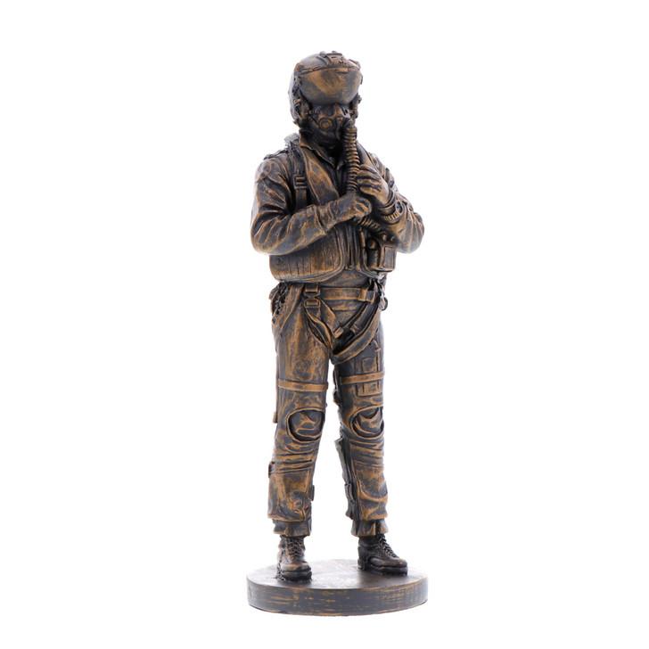 Air Force Pilot Miniature Figurine