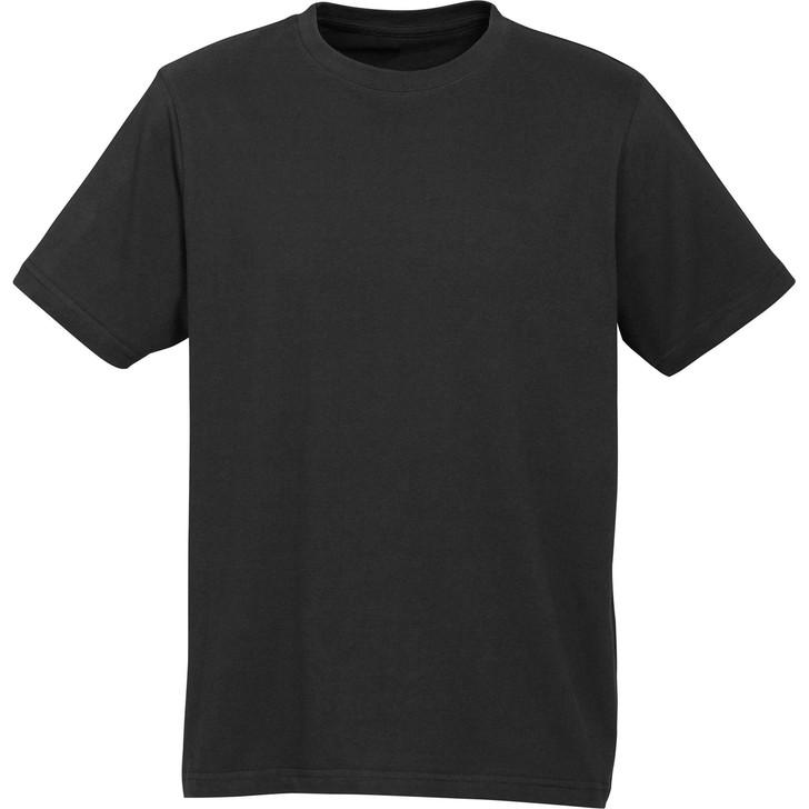 100% Cotton Undershirt Black